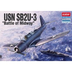 "1/48 USN SB2U-3 Vindicator ""Battle of Midway"" - ACA12324"