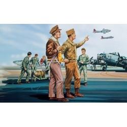 1/76 VINTAGE CLASSIC: USAAF Personnel - AFXA00748V