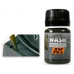 [WEATHERING] WASH FOR PANZER GREY VEHICLES - AKIAK-0070