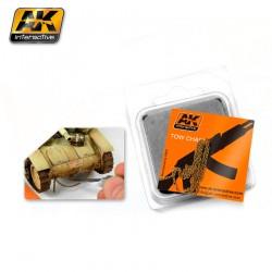RUSTY TOW CHAIN SMALL - AKIAK-0229