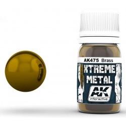 [XTREME] METAL BRASS - AKIAK-0475