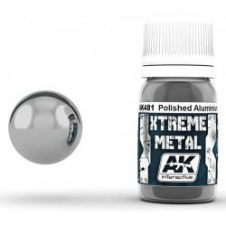 [XTREME] METAL POLISHED ALUMINIUM - AKIAK-0481