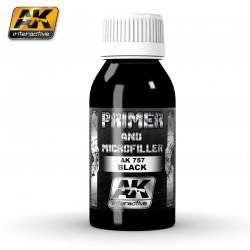 BLACK PRIMER AND MICROFILLER 100 ml - AKIAK-0757
