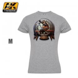 """AK T-SHIRT WOMEN """"M - AKIAK-0901"""