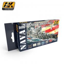 US NAVY CAMOUFLAGE VOL. 2 - AKIAK-5020