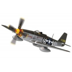 """1/72 North American P51-D Mustang - 44-13586/C5-T """"Hurry Home Honey"""", Capt. Richard A """"Pete"""" Peterson, 364th Fighter Squadron, 357th Fighter Group, Leiston, Suffolk, July 1944 [Limited Edition] - CORAA27705"""