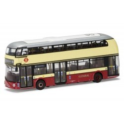 1/76 New Routemaster, Go Ahead London, 88 Clapham Common [Limited Edition] - COROM46619B