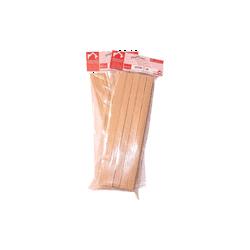 Listelli in ramino 5x10x250 mm. (20 pezzi)