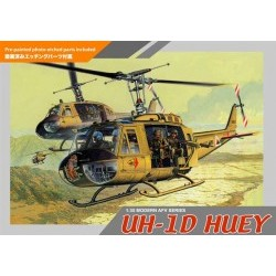 1/35 UH-1D Huey - DRA3538