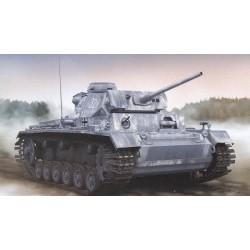 1/35 Pz.Kpfw.III Ausf.L Late Production w/Winterketten  - DRA6387D