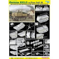 1/35 German Rso/03 w/5cm PaK 38  - DRA6684D