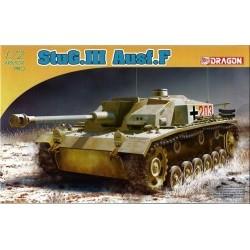 1/72 Stug. III Ausf. F - DRA7286D