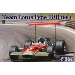1/20 Team Lotus Type 49B 1969 - EBB005
