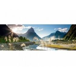PUZZLE PANORAMA 1.000 PEZZI Milford Sound - HEY29606