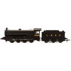 LNER 0-8-0 '2265' Raven Q6 Class (Country UK) - HORR3541