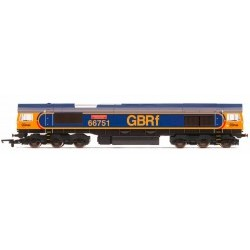 GBRf Class 66 'Inspiration Delivered - Hitachi Rail Europe' (Country UK) - HORR3573