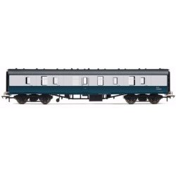 BR Mk1 Parcels Coach 'W80664', Blue & Grey Livery (Country UK) - HORR4771