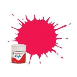 Buffer Beam Red RC406 Acrylic Rail Paint - HUMAB2406