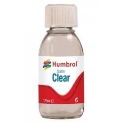 Clear - Satin - 125ml - NEW - HUMAC7435