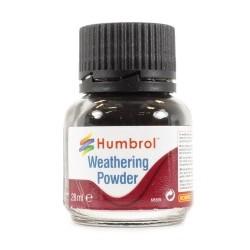 Weathering Powder 28ml - Black - HUMAV0001