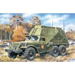 1/72 BTR-152S, Armoured Command Vehicle - ICM72511