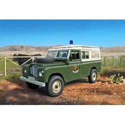 "1/35 Land Rover Series III 109 ""Guardia Civil"" - ITA6542S"