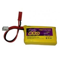 Batteria LiPo 11,1 V/850 mAh - JET3S850