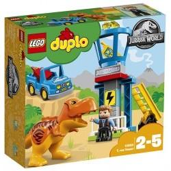 DUPLO Jurassic World - La torre del T. rex - LEG10880