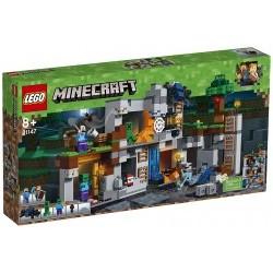Minecraft - Avventure con la Bedrock - LEG21147