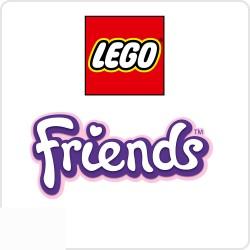 LEGO Friends La scatola del cuore dell'estate di Andrea - LEG41384