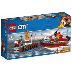 LEGO City Fire - Incendio al porto - LEG60213
