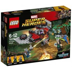 Super Heroes Marvel - L'attacco del ravager  - LEG76079