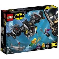 Super Heroes DC Comics - Batsub di Batman e il duello sottomarino - LEG76116