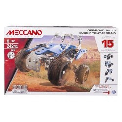 MECCANO - 15 model set - Veicolo buggy - MEC16210