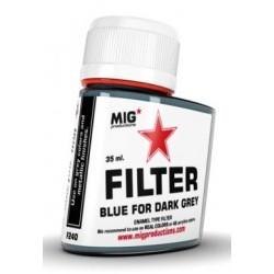 Blue for Dark Grey 35ml - MIGF240