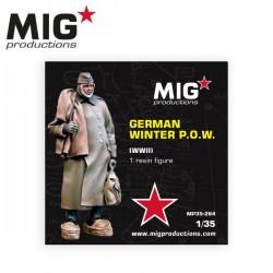 1/35 GERMAN WINTER POW - MIGMP35-284