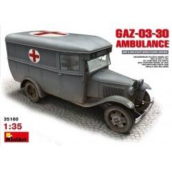 1/35 GAZ-03-30 Ambulance - MNA35160