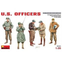 1/35 U.S. Officiers - MNA35161