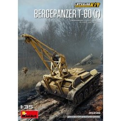 1/35 Bergepanzer T-60 (r) Interior Kit - MNA35238
