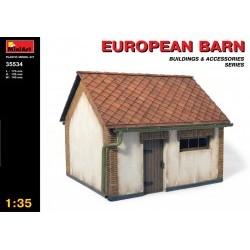 1/35 European Barn  - MNA35534
