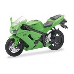 1/18 4 Assorted Styles : Japan Street Bike, Honda CBR 600RR or Kawasaki Ninja ZX-6RR or Suzuki GSX-R600 or Yamaha YZF-R6 - NRA67003I