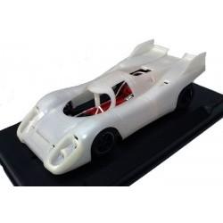 """PORSCHE 917K """"double fin"""" NEW BODY kit clear SW Shark 20K - NSR1132SW"""