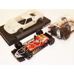 Ford MK I GT 40 white body kit SW Shark 20K - NSR1188SW