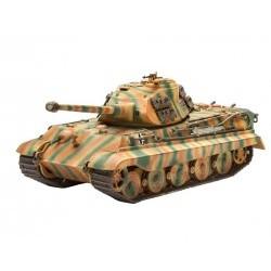 1/72 Tiger II Ausf. B (Porsche Prototype Turret) (Military Vehicles) - REV03138