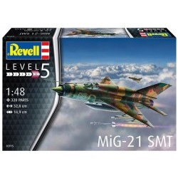 1:48 MiG-21 SMT - REV03915