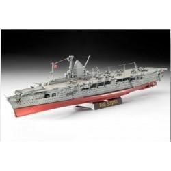"""1/720 German Aircraft Carrier """"GRAF ZEPPELIN"""" - REV05164"""