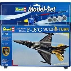 """1/72 F-16 C """"SOLO TURK"""" - REV64844"""