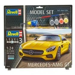 1/24 Model Set Mercedes AMG GT - REV67028