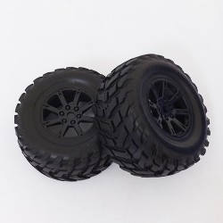 Wheel Complete for Short Course (2 pcs) - RKO07164