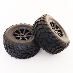 Wheel Complete L/R for short course only 2p - RKO07364